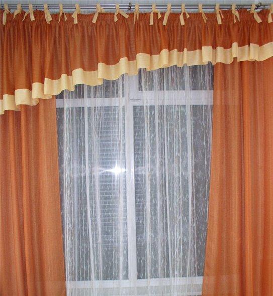 Как сшить красивые шторы