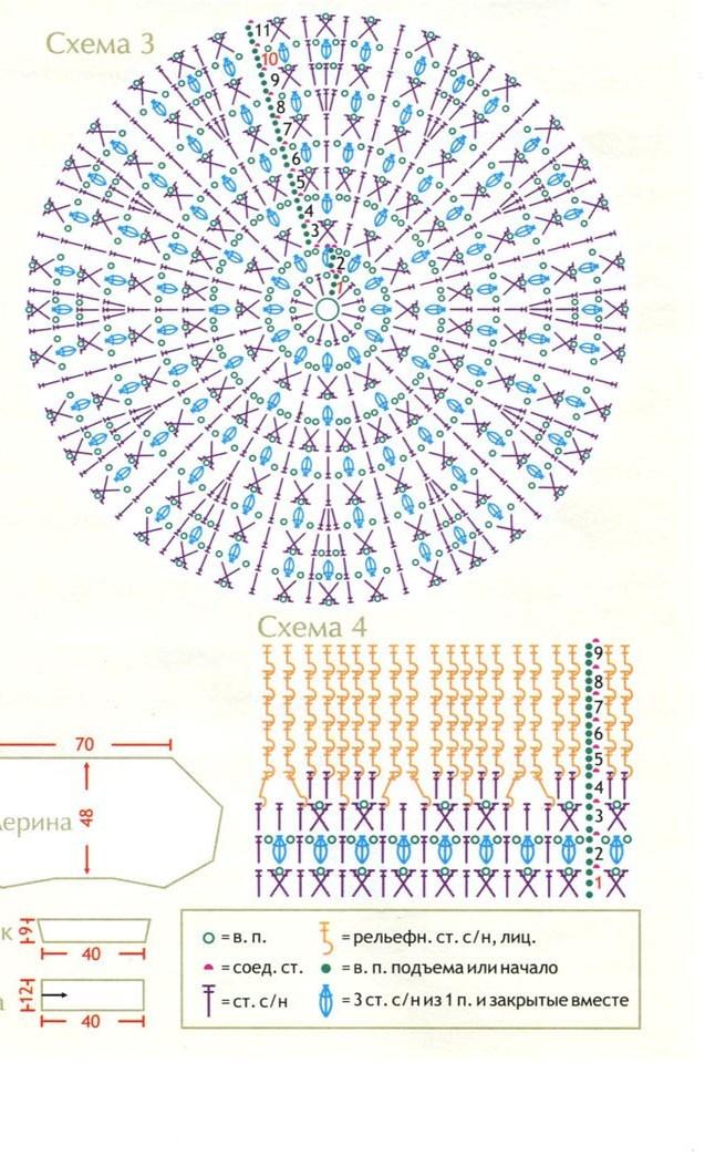 Рисунки по тамбурной вышивке