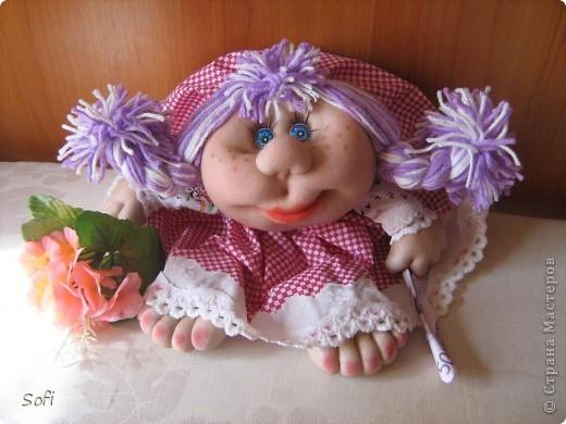 Капроновые куклы попики своими руками фото 664