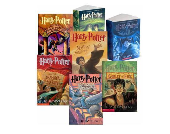 Гарри поттер все книги скачать бесплатно.