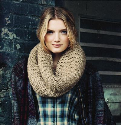 Вязание кофты шарфа